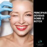 principais dúvidas sobre botox