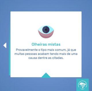 o que causam olheiras?